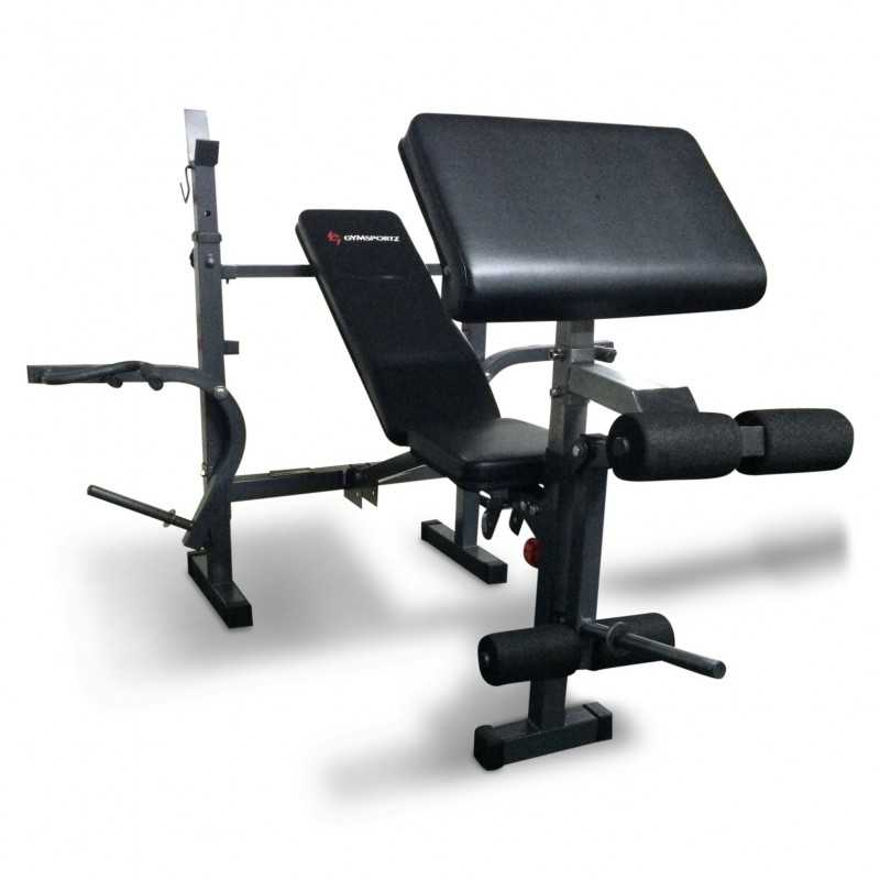 Gs T5x Weight Bench Foldable Singapore Gym Equipment