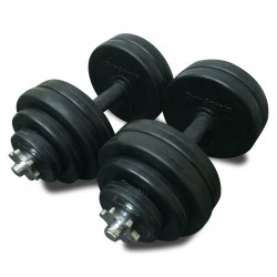 40KG REGULAR DUMBBELL SET