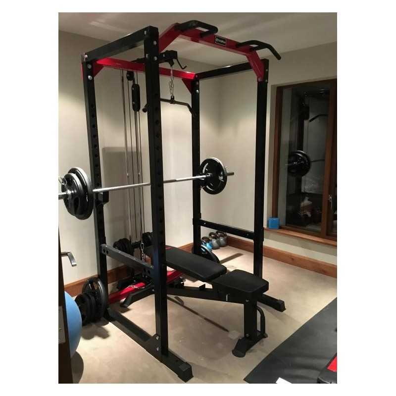 475r Heavy Power Rack 880 00 Singapore Gym Equipment