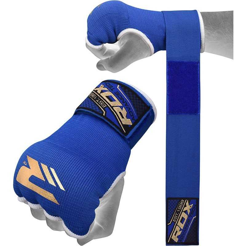 Fitness Inner Gloves: Pro Inner Gloves Wrist Strap Training Hand Wraps (B