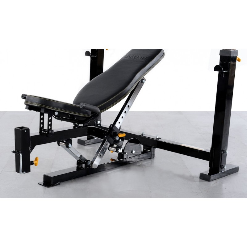 Powertec In Singapore Olympic Bench Press For Sale In