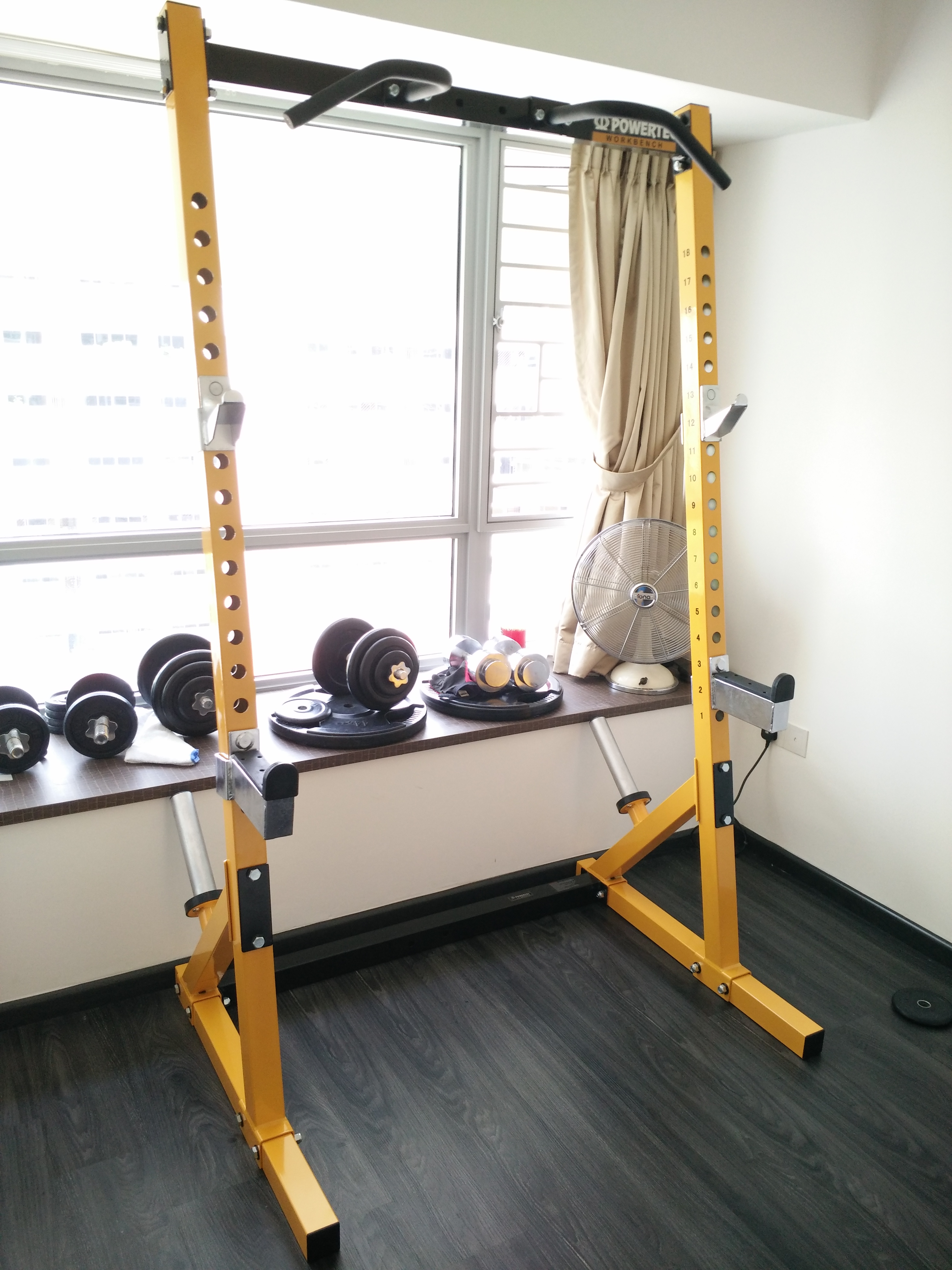 Home Gym Equipment Bench Press Bodycraft Xpress Pro Home
