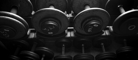 Weights, Dumbbells, and Other Home Gym Equipment