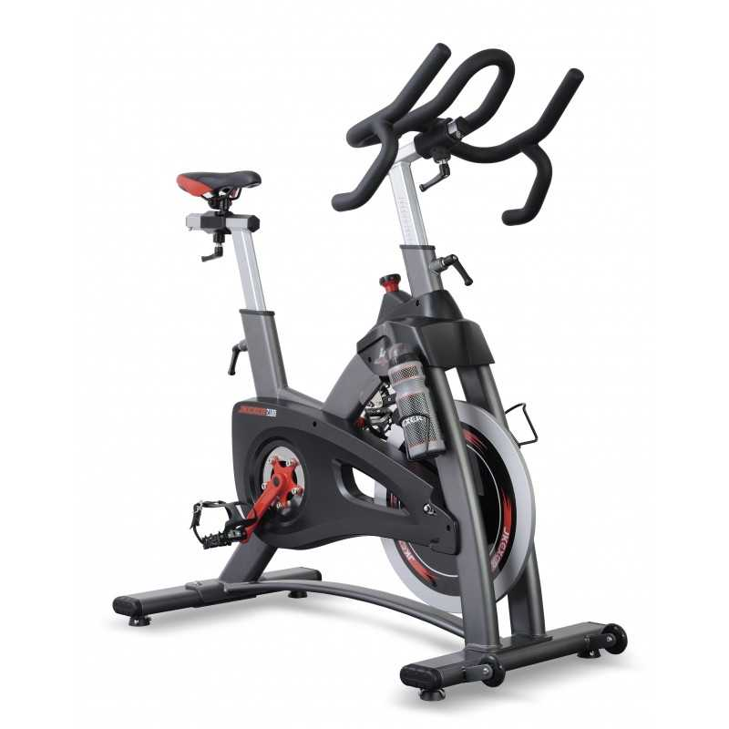 jkexer ultra 7135 commercial spinning bike gymsportz fitness. Black Bedroom Furniture Sets. Home Design Ideas