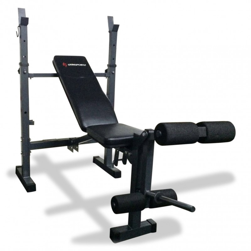 GS-T5X Weight Bench (Foldable)