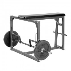 GS-670 Prone Bench Pull Machine