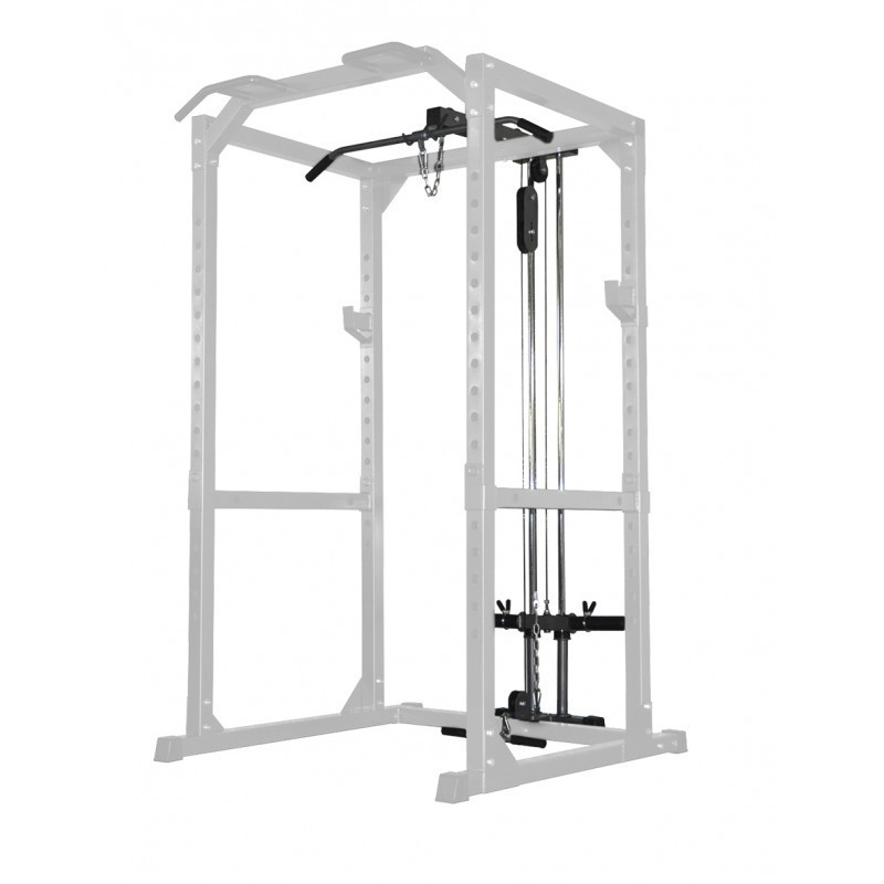 475A LAT/LOW PULLEY ATTACHMENT FOR 475R HEAVY POWER RACKS