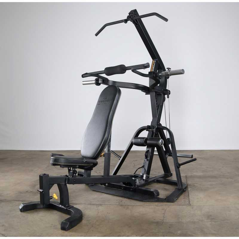 Body solid g s home gym sports weights gym equipment on carousell