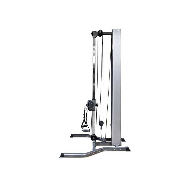 Adjustable Dual Pulley System Singapore Gym Equipment