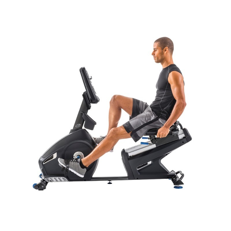 Nautilus 628R Performance Recumbent Bike