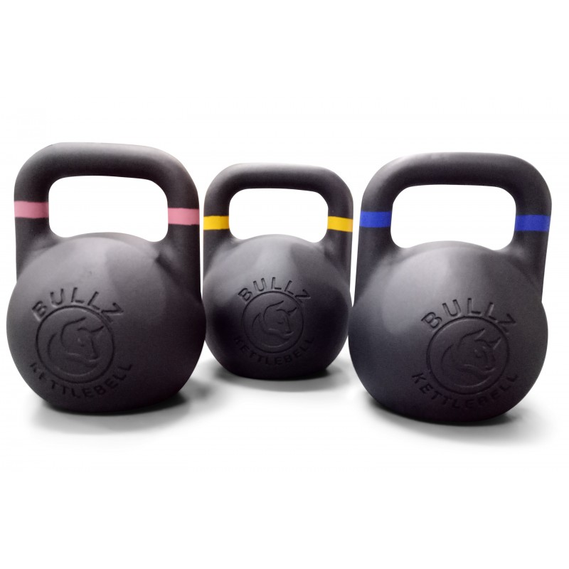 Bullz Competition Powder Coated Kettlebell