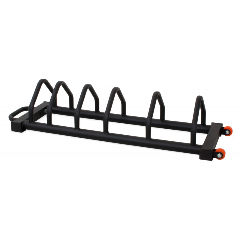 Bumper Plate Rack (with wheels)