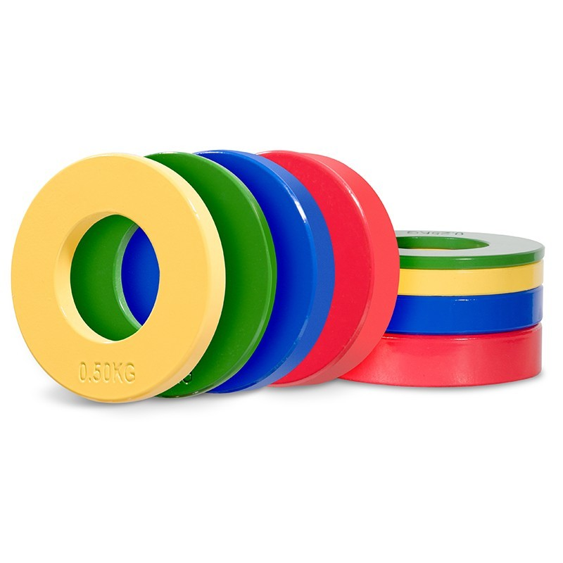 Fractional Weight Plates Set
