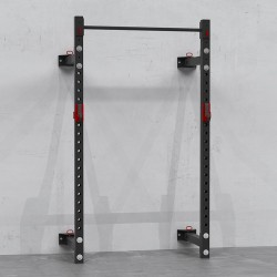 PIVOT XR6226 COMMERCIAL HEAVY DUTY FOLDABLE WALL RACK