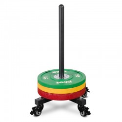 PM233 BUMPER PLATE TROLLEY