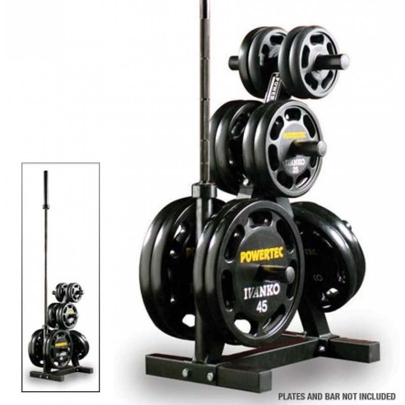 Powertec In Singapore Olympic Weight Rack For Sale In