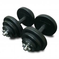 20KG Regular Dumbbell Set