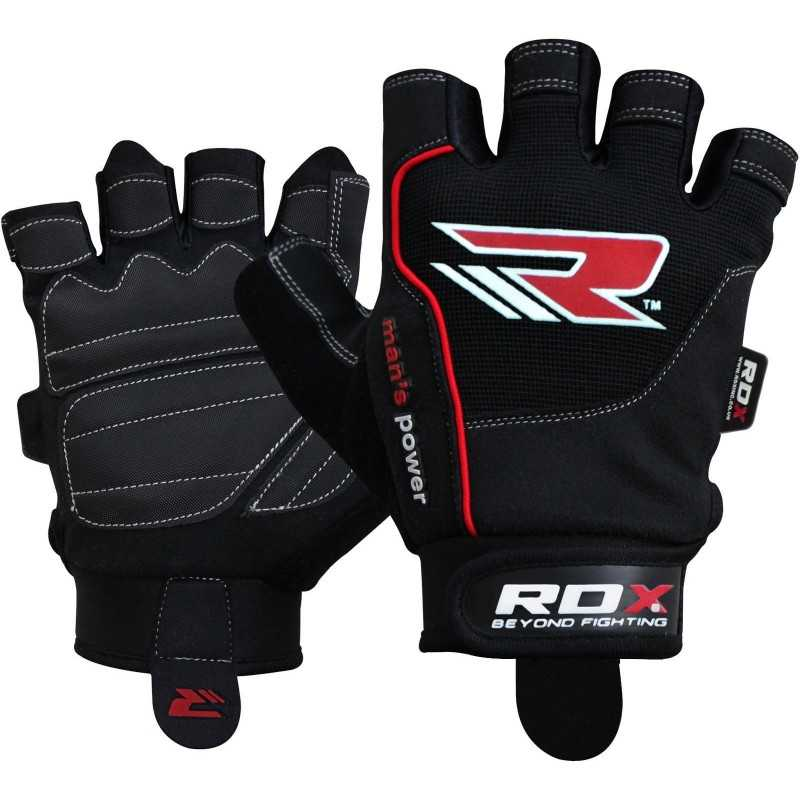Rdx Bodybuilding Gym Gloves Training Workout Weight: Amara Weight Lifting Exercise Gym Gloves